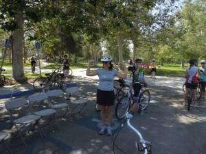 Half way through at El Dorado Park