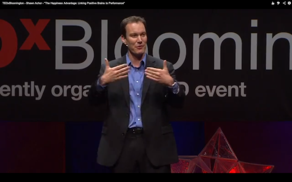 TED Shawn Achor The Happiness Advantage