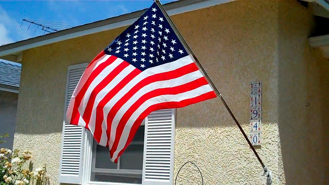 Happy 4th of July in Los Altos
