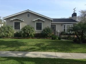 Model Home in Los Altos