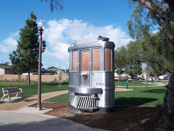 Orizaba Park Long Beach