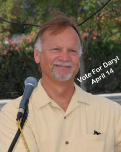 Vote for Daryl Supernaw