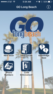 Go Long Beach App