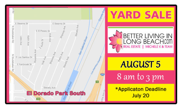 El Dorado Yard Sale 2017