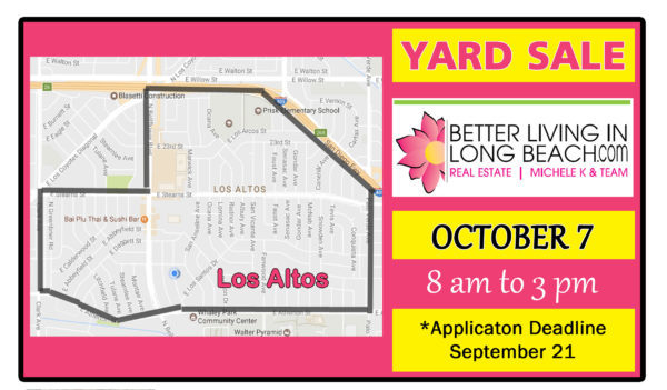 Los Altos Yard Sale 2017