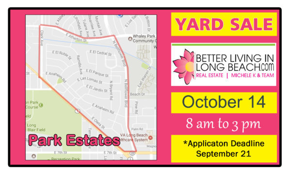 Park Estates Yard Sale
